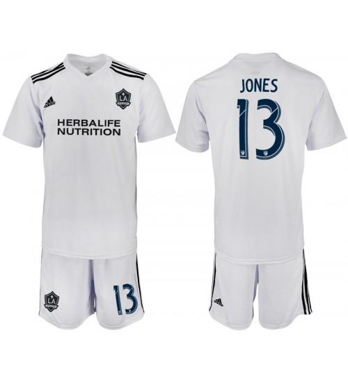 2018/19 Los Angeles Galaxy #13 JONES Training Replica Jersey - White